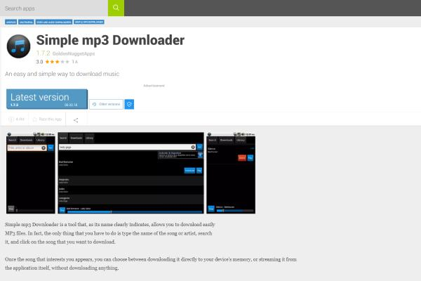 Free Music Downloader MP3 for Android 2019