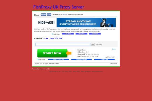 200+ Best Free Proxy Server List 2019