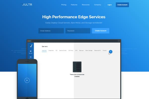 Top Free VPS Trial No Credit Card Required 2019: Vultr