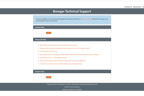 Best Teamviewer Alternative 2019: Bomgar Remote Support