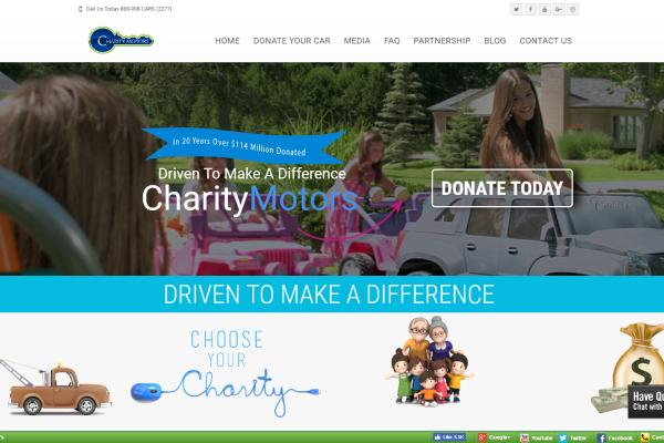 10 Best Place to Donate Car to Charity 2019: CharityMotors