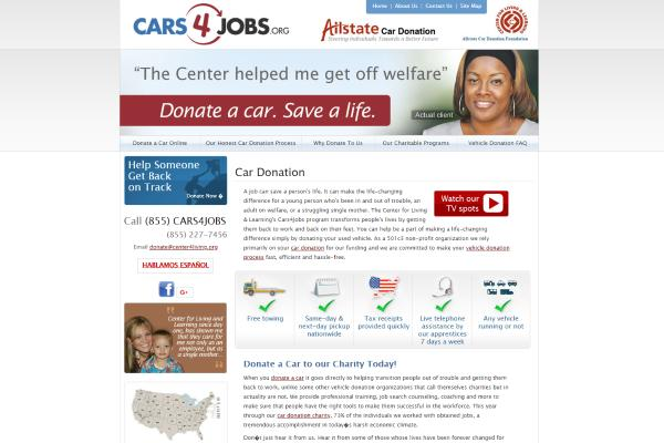 10 Best Place to Donate Car to Charity 2019: Allstatecar donations