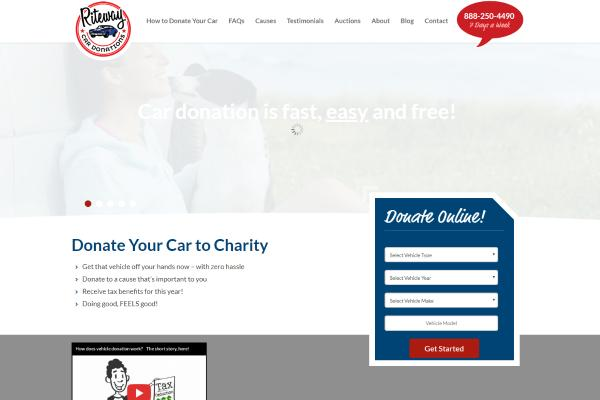 10 Best Place to Donate Car to Charity 2019: RitewayCharity Services