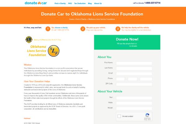10 Best Place to Donate Car to Charity 2019: rvicefoundation