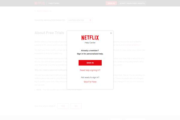 Netflix accounts & password by Netfixl Trial