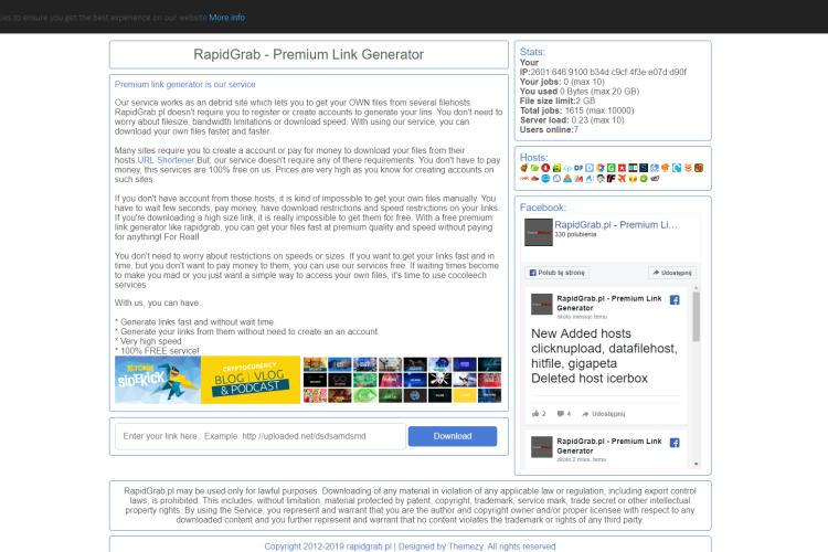 Best Free Premium Link Generators